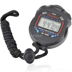 Professional Sports Match Stopwatch Digital Handheld LCD Display Timer Running Sport Run XL-013