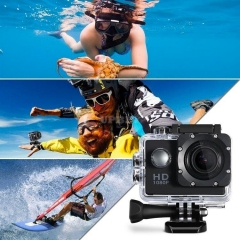Sport Action Camera HD Waterproof SJ400 DV 1080P Video Recorder Mini Camcorder 2.0 Screen