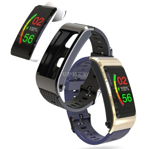 2in1 Multi-Function S2 Elegant Band Sport Smart Watch Fitness Bracelet Heart Rate Blood Pressure Female Wristband + Mono Bluetooth Headset