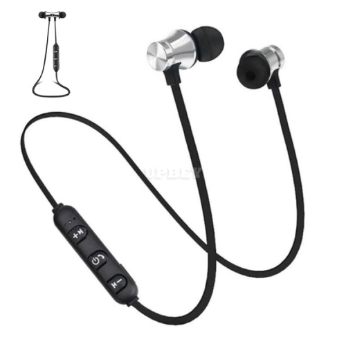 XT11 Wireless Magnetic Earphone Bluetooth In-Ear With Mic Sports Waterproof Music Earplugs Headset for Smartphone