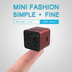 Wifi Mini Sports Action Camera- FHD Resolutions, Loop-Cycle Recording, Motion Detection, Night Vision