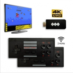 Retro Game Console HDMI HD Classic Video Games USB Handheld Game Controller black