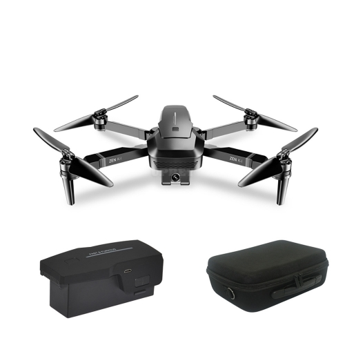 VISUO ZEN K1 Brush-less Flow HD Zoom 4K Drone Folding Aerial Camera Quadcopter with Storage Bag Single battery