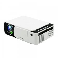 Portable MINI T5 LED Projector 800*480 Smart WIFI Smart Video Projectors for Iphone Home Theater
