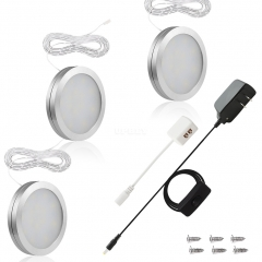 3 Packed LED Under Cabinet Light Kit