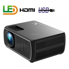 A20 Mini Projector HD 1080P TV Projector Home Cinema Projector  Basic black