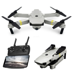 E58/GD88 WIFI FPV 30W/200W with Wide Angle HD Camera High Hold Mode Foldable Arm RC Drone Quadcopter RTF 30W
