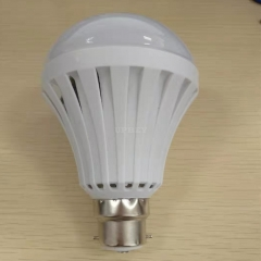 9WLED Automatic Charging Emergency Bulb Lamp B22 Engineering emergency light with packaging 85-265V