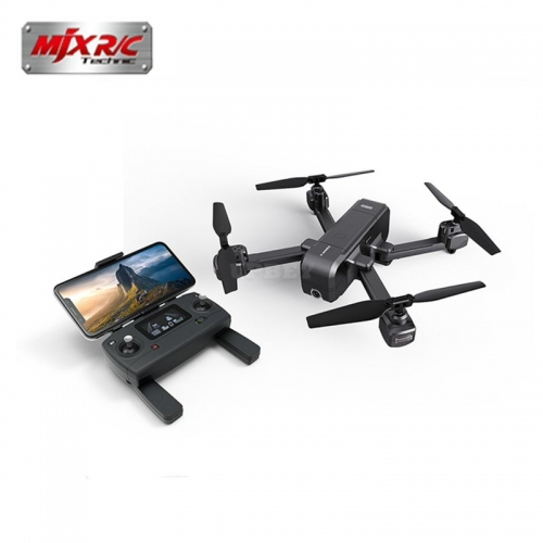 MJX X103W 5G WIFI FPV With 2K Camera GPS Follow Me Foldable RC Quadcopter RTF 2 battery