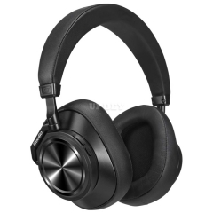 Bluedio T7 Plus Wireless Headphone Active Noise Cancelling User-defined Bluetooth Headphone SD Card Slot