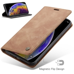 Flip Cover Case PU Leahter Stand Wallet Magnetic Protect for Apple iPhone 12 11 Pro Max Mini SE 2020 XS Max 7 8 Plus Samsung Huawei Xiaomi